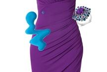 purple combos