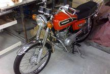 honda cg 125 1977