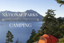 National Parks / The best #national parks for camping, hiking and backpacking. FiresideCamping.com | #firesidecamping
