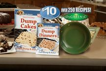 Dump Cakes / The Dump Cakes recipe book teaches you how to make easy desserts in two simple steps - just dump and bake!  From skillet 'mores to sticky buns or cakes, you'll get 5 star dessert recipes that are mistake proof. You never knew homemade desserts could be this easy with Dump Cakes!