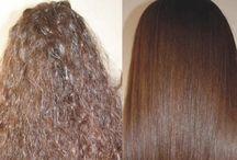Lisser cheveux