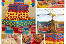 kiddlets birthday ideas / by susie vereen