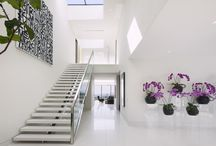 Bloemen decoratie / In huis