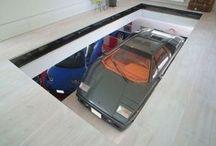 Luxury Garages/Mancaves