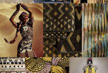 trends / trends fashion colours moodboards farben design mode