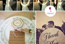 Save The Dates/Invitations/Thank Yous / by Laura Dickie