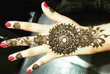 Henna &Threading by Midori / Exquisite henna designs & threading by Midori