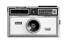 1-BIT CAMERA / Snap pictures in digital retro style with 1-BIT CAMERA. http://lindecrantz.com/onebitcamera
