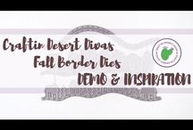Craftin Desert Divas Video Tutorials