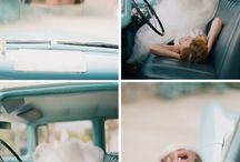 Car poses