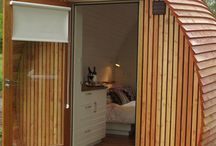 Sheds cabins garden rooms / Small space, workshops garden rooms, Shed ideas and cabins from a range of sources