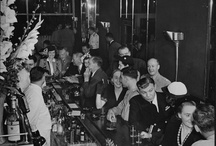 The Stork Club and its patrons.