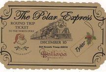 The Polar Express Party