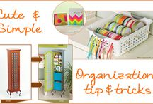 Get Organized / by Jessica Smith