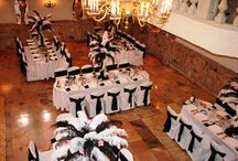 Proms at Villa Russo / Beautiful and elegant setting and food to celebrate prom.