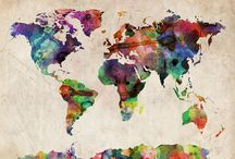Colour our World / by June Brown