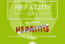 World Hepatitis Day- MY Perfect Wellness