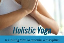 Holistic Yoga Training / Love Yoga? Learn to teach it in Yoga Alliance certified programs. Yoga is psychology, science and a path to reduce suffering.