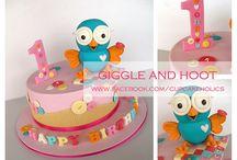 Imogen's 1st Birthday