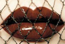 Lábios/ Castanhos- Lips/Brown