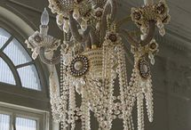 Coco Chanel Inspired decor / by NormaJean Garza