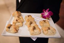 Our Legendary Hand Passed Catering / Delicious food items that are hand passed to the guests
