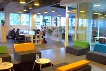 """Start-Way: Un espace coworking où il fait bon """"travailler"""" / Les bureaux à louer Start-Way Montrouge"""