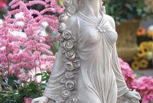 Esculturas grises