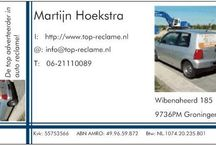 Top-Reclame  / De top adverteerder in auto reclame!!