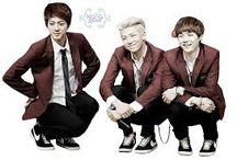 Bangtan Boys - BTS / Egy hét tagú fiú bandárol