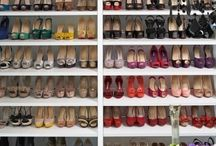 closet organization / by Christie Jackson