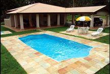 Projetos de piscinas
