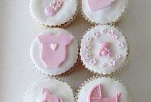 baby cupcake