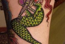 Tattoo ideas / by Kacie Bowe