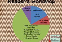 reading workshop / by Kayla Hinton