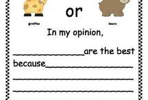 Classroom - Animals/Zoo