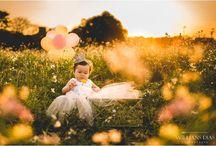Manuela, 1 ano / Registro do aniversário de um ano da princesa Manuela