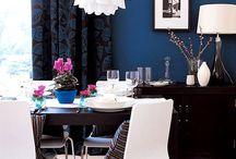 Dining rooms / by Jill Lockhart