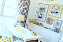 Office/Craft Room