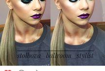balroom make up