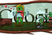 Google Doodles / by Tiffany Lien