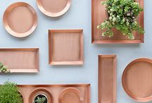 Trays - Copper