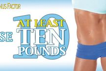 Lose at least 10 pounds!