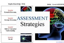 Assessment Strategies / Formative & Summative Testing Strategies / by Tree Top Secret Education