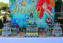mermaid table.