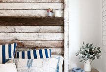 Modern - Coastal - Farmhouse / It took me SO long to finally hone in on my personal decor style, and this is it!  Inspiration for all of my upcoming home decor projects and DIYs! Modern - Coastal - Farmhouse