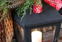 Christmas / Decor & Ideas