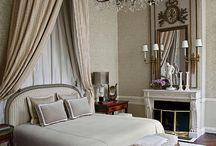Sk's Bedroom / Paris / by Terry Knight