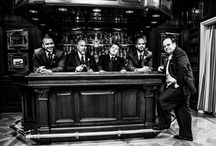 Groomsmen / Awesome photos of groomsmen by Silverfox Photography