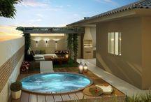 Piscinas - Swimming pool